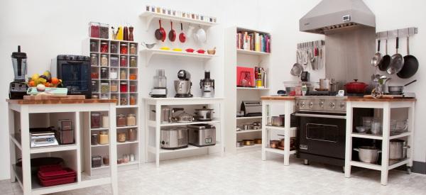 MCAH kitchen panorama