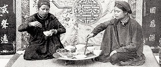 Cơm Nắm Muối Vừng Hay Trí Tuệ Người Xưa?