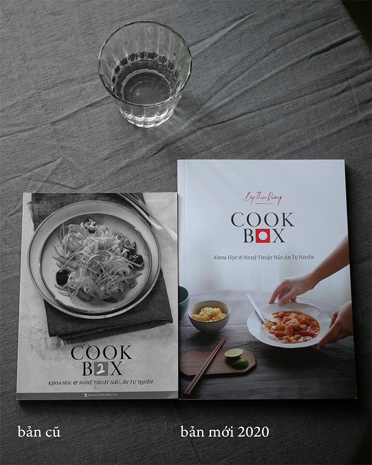 sach nau an thuc duong Cookbox 2020 2