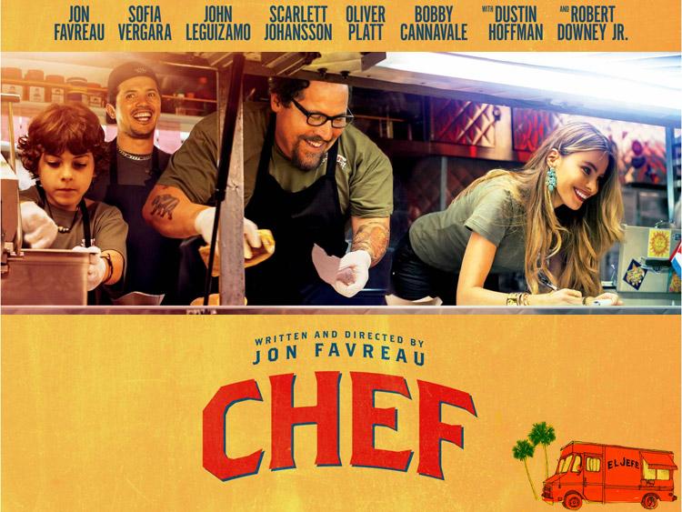 Kết quả hình ảnh cho phim chef 2014