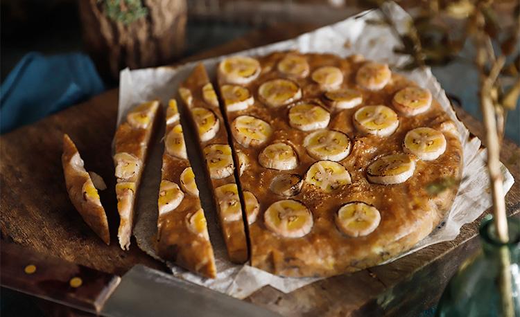 Cách Làm Bánh Chuối Hấp Bột Mì Nguyên Cám