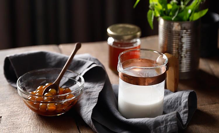 Cách Làm Trà Sữa Trân Châu Đường Đen Thuần Chay