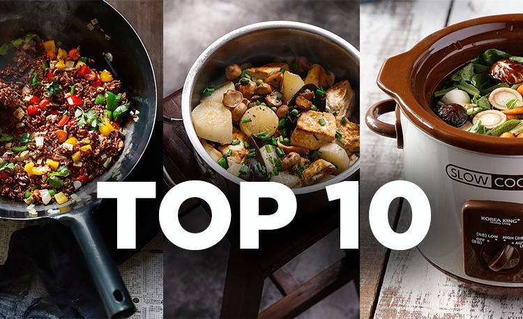 Top 10 Dụng Cụ Nhà Bếp Thực Dưỡng hữu ích (bổ sung 2019)