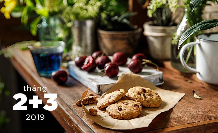 Lịch Học Khóa Nấu Ăn Thực Dưỡng & Nhiếp Ảnh tháng 2 & 3/2019