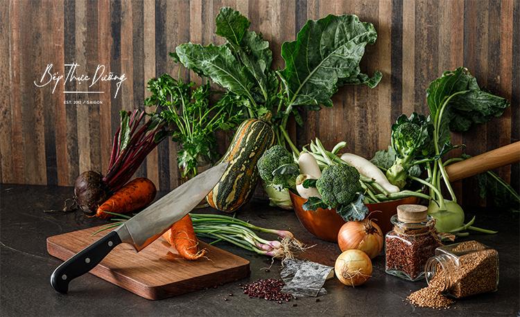 Lịch Học Khóa Nấu Ăn Thực Dưỡng & Nhiếp Ảnh tháng 8/2019