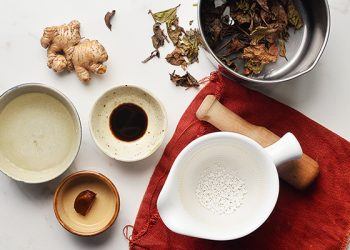 Cách Nấu Trà Bình Minh