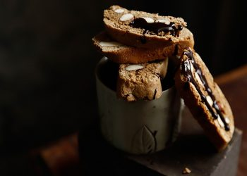 Cách Làm Bánh Biscotti Thực Dưỡng Kiểu Ý