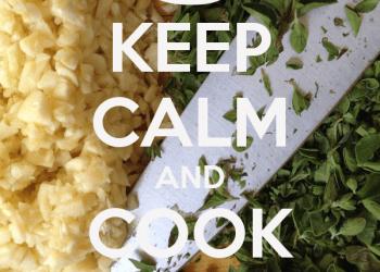 Keep Calm & Cook On