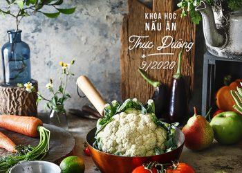 Lịch Học Khóa Nấu Ăn Thực Dưỡng tháng 9/2020