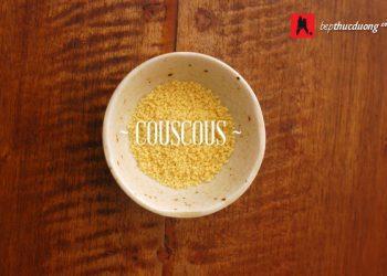 Couscous – Hương Vị Phi Châu