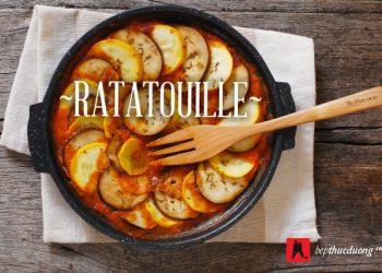 Ratatouille – Hương Vị Nước Pháp