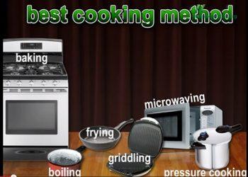 Phương Pháp Nấu Nào Tốt Nhất ?