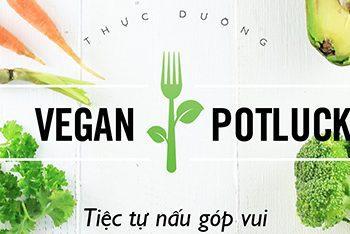 Vegan Potluck 10/2014
