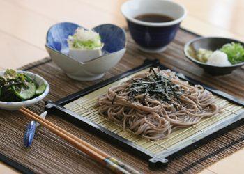 Thử Làm và Ăn Mì Soba Kiểu Nhật