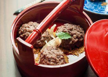 Bánh Nếp Đậu Đỏ Ohagi