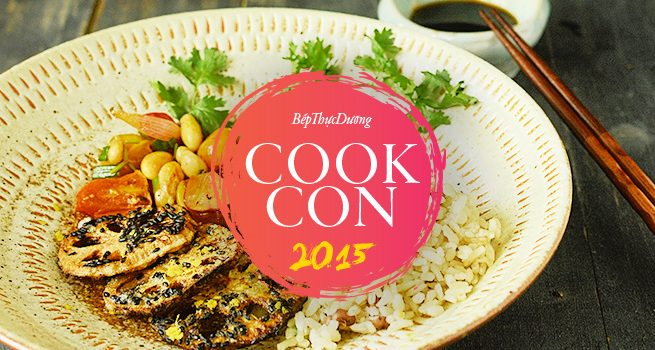 COOKCON 2015: Thi Tài Mùa Chay