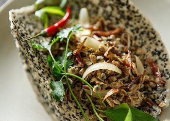 Hến Xào Xúc Bánh Tráng – Thương Về Miền Trung