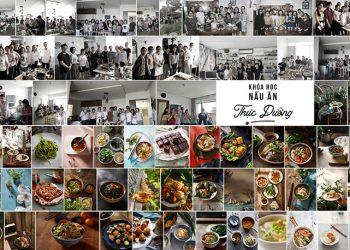 Khóa Học Nấu Ăn Thực Dưỡng 2020