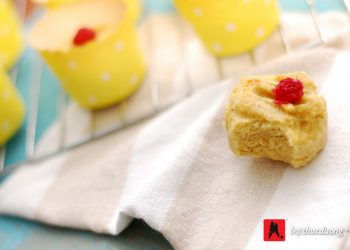 Làm Bánh Kiểu Vegan – Muffin
