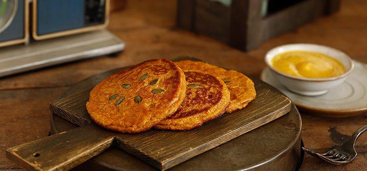 Cách Làm Pancake Kê Bí Đỏ