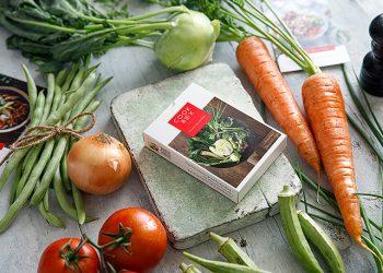 TÁI BẢN COOKBOX 15 (2020): 64 Món ăn chay tự nhiên