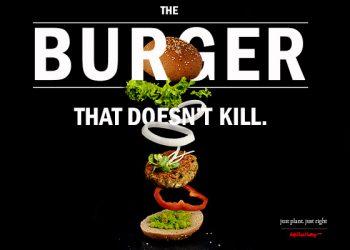 Veggie Burger Phong Cách Thực Dưỡng