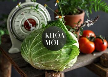 Lịch Học Khóa Nấu Ăn Thực Dưỡng tháng 4/2021